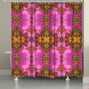 Spring Azaleas Shower Curtain