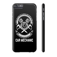 Car mechanic Phone Case