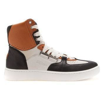 puma black label by alexander mcqueen joust mid iv trainer  number 5