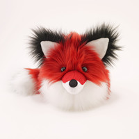 Poppy the Red Fox Stuffed Animal Plush Toy