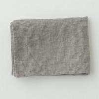 100% Linen Washed Waffle Kitchen Cloth