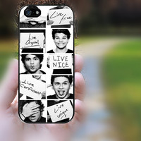 S4 mini,S3 mini,ipod 5 case,ipod 4 case,z10 case,q10 case,iphone 4 case,iphone 4s case,iphone 4 cases--One Direction,in plastic,silicone.