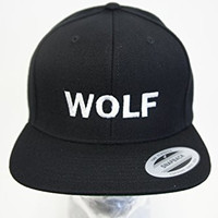 WOLF Gang Tyler The Creator Snapback Hat