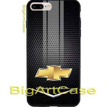 Chevy Chevrolet Black Grill Automotive CASE iPhone 6s/6s+7/7+8/8+,X and Samsung