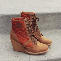 The Roslyn Booties