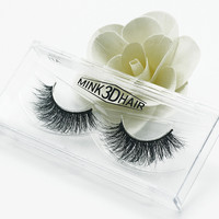 3D Mink eyelash Messy Cross Thick Natural Fake Eye Lashes Professional Makeup Bigeye Eye Lashes Handmade
