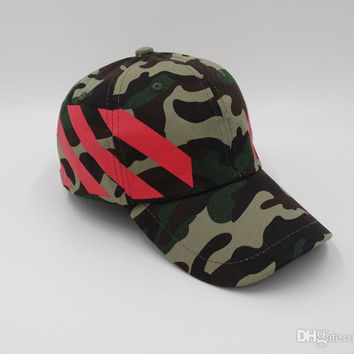 2017 The New Savage Box Logo Dad snapback caps Kanye West LIT palace Hat Embroidered Baseball Cap off white Curved Bill CHANCE 3 HAT