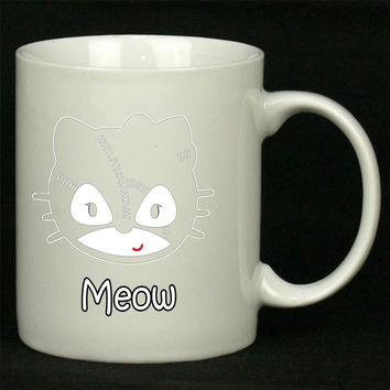 The Cat Kitty For Ceramic Mugs Coffee *
