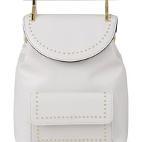 M2Malletier Mini Calfskin Leather Backpack | Nordstrom