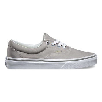 Shiny Eyelets Era | Shop Womens Shoes at Vans