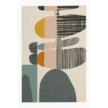 Abstract Pattern Carpet