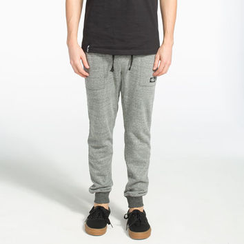 Brooklyn Cloth Snow Fleece Mens Jogger Pants Grey  In Sizes