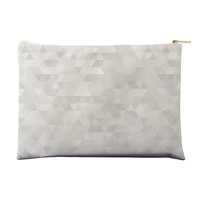 Paper Triangles Pouch