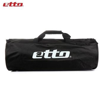 Sports gym bag Etto Professional Team Sports Kits Ball Storage Bag Can Put In 3 Basketballs Volleyballs Soccers Men Duffle  HAB010 KO_5_1