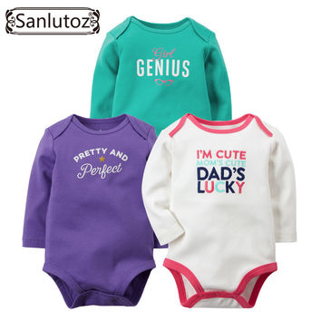 Baby Rompers Set Newborn Clothes Baby Clothing Boys Girls Brand Cotton Jumpsuits Long Sleeve Overalls Coveralls Winter