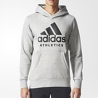 Boys & Men Adidas Top Sweater Pullover Hoodie
