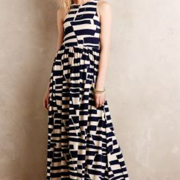 Pirin Maxi Dress by Sunday in Brooklyn Navy