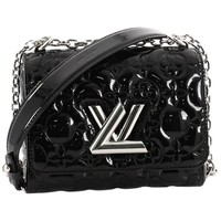 Louis Vuitton Twist Handbag Matelasse Patent PM