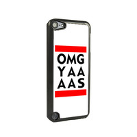 OMG YAAAS iPod Touch 5 and iPod Touch 4 Case