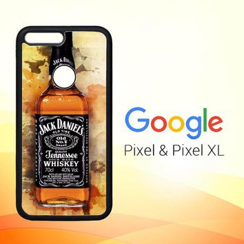 jack daniels drinks W4917 Google Pixel Case