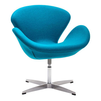 Pori Arm Chair Island Blue Steel