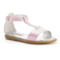 Hello Kitty T-Strap Sandals - Girls (Pink)