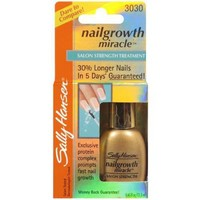 Buy Sally Hansen Nail Growth Miracle Salon Strength Treatment Online in Canada | Free Shipping