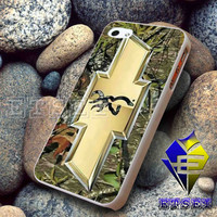 Camo Browning chevrolet For iPhone Case Samsung Galaxy Case Ipad Case Ipod Case