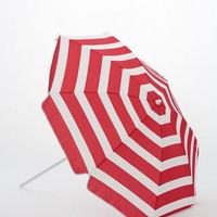 Paradise Club | Riviera Beach Umbrella In Red | Myer Online