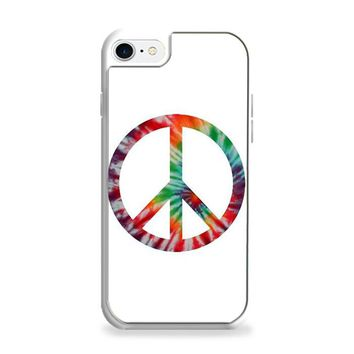 Tie Dye Peace Sign iPhone 6 | iPhone 6S Case