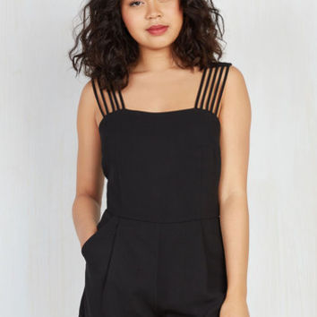 Very Strappy to be Here Romper