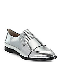 Loeffler Randall - Rosa Point-Toe Slip-On Shoes - Saks Fifth Avenue Mobile