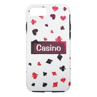 Deck of Cards iPhone 8/7 Case