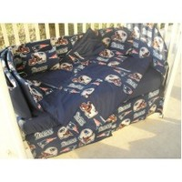 NEW ENGLAND PATRIOTS Crib Bedding Set