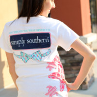 Simply Southern Tee - All Over