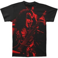 KISS Gene Simmons Slim Fit T-shirt - KISS - K - Artists/Groups - Rockabilia