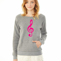 Note 3 ladies sweatshirt