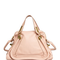 Paraty Shoulder Bag, Pink - Chloe