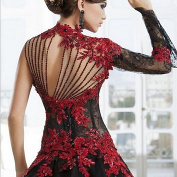 Best Gothic Prom Dresses Products On Wanelo