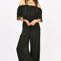 Free Spirit Jumpsuit | Jumpsuits at Pink Ice