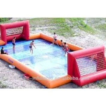 Inflatable Water Sports Games,Inflatable Water Soccer Field - Buy Inflatable Water Sports Games,Sports Games,Inflatable Soccer Field Product on Alibaba.com