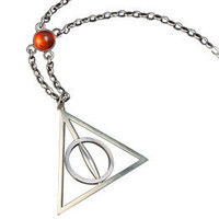 Harry Potter and the Deathly Hallows: Xenophilius Lovegood Necklace: WBshop.com - The Official Online Store of Warner Bros. Studios