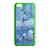 Funny Olaf in Pieces iPhone 5C Case