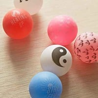 Pong Ball Set- Multi One