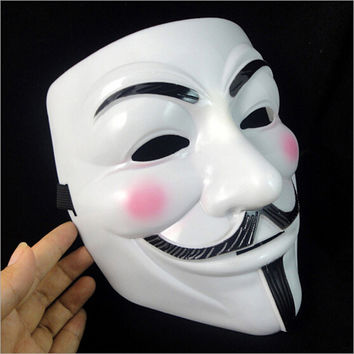 Vendetta Party Cosplay Halloween Mask