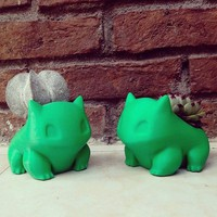 Pokemon Bulbasaur Planter - Shut Up And Take My Yen