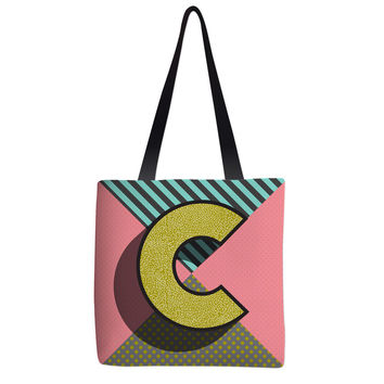 So into this design on Fab! C Tote #FabForAll
