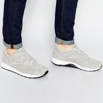 Reebok | Reebok Ventilator Perforated Suede Sneakers V66577 at ASOS