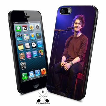 michael clifford cute iPhone 4s iphone 5 iphone 5s iphone 6 case, Samsung s3 samsung s4 samsung s5 note 3 note 4 case, iPod 4 5 Case