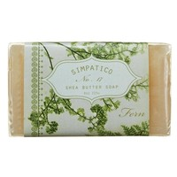 Paper Wrapped Bar Soap by Simpatico - Fern